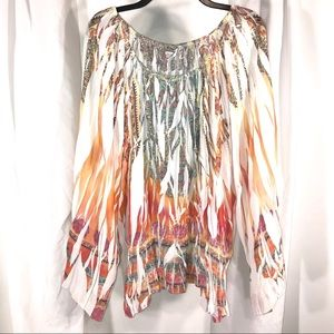 Gorgeous Gypsy Flowing Blouse